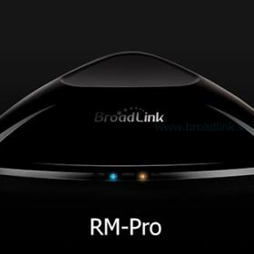 Trung tâm điều khiển nhà thông minh RM-Pro