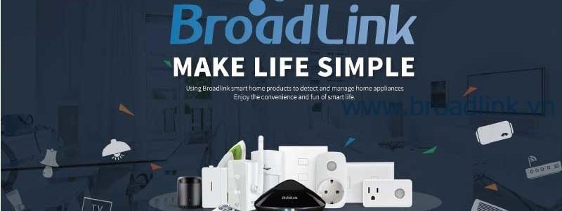 Trải nghiệm nhà thông minh Wi-fi Smarthome Broadlink tại Vietbuild 11/2016
