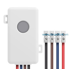Hộp công tắc thông minh Wifi Broadlink SC1PRO