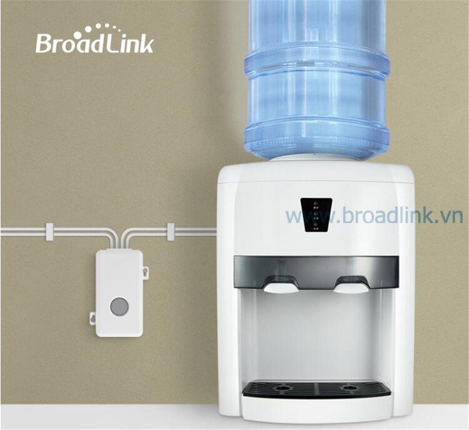 Hộp công tắc thông minh Wifi Broadlink SC1PRO biến thiết bị của bạn thành thiết bị thông minh