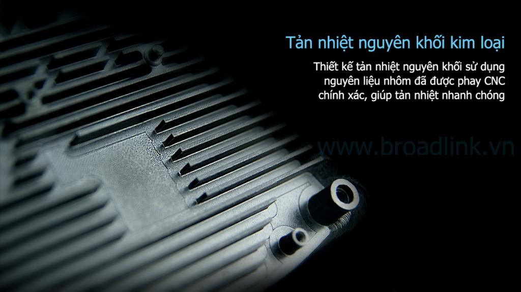 Broadlink RM2 tản nhiệt tốt hoạt động 24/24