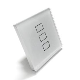 Công tắc TC1 3 phím cảm ứng