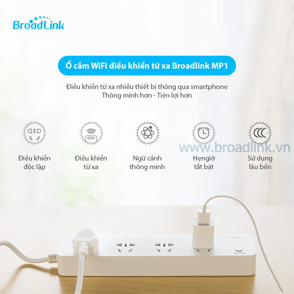 broadlink mp1 dac diem noi bat