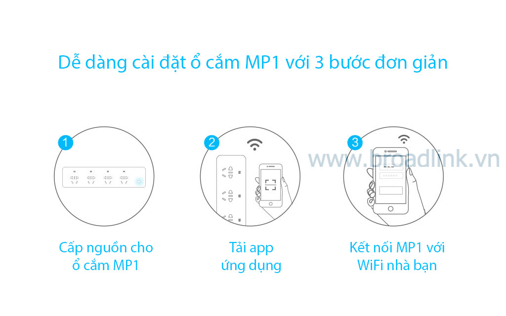 broadlink mp1 de dang cai dat